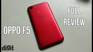 Oppo F5 (6GB) Review | Digit.in