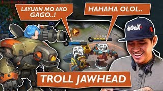 Troll Jawhead Part 1: Franco, Pikon na Pikon
