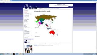 www.gruble.net - Land i Asia og Oseania