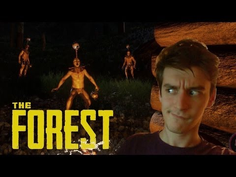 The Forest Gameplay - Cannibal Lolocaust
