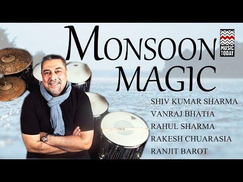 Monsoon Magic   Audio Jukebox   Instrumental   World Music   Various Artists