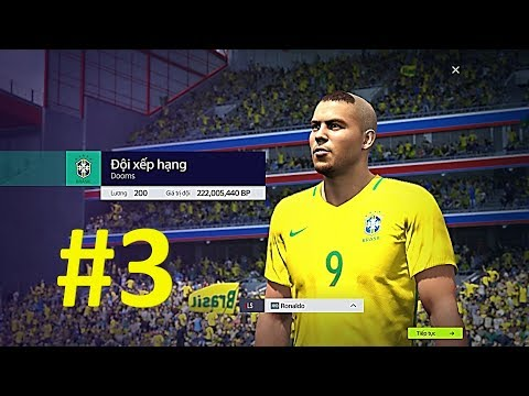 FIFA ONLINE 4: LEO RANK HUYỀN THOẠI 3 FO4 VỚI BEST TEAM BZASIL VS RÔ BÉO NHD #3 - Shoptaycam.com