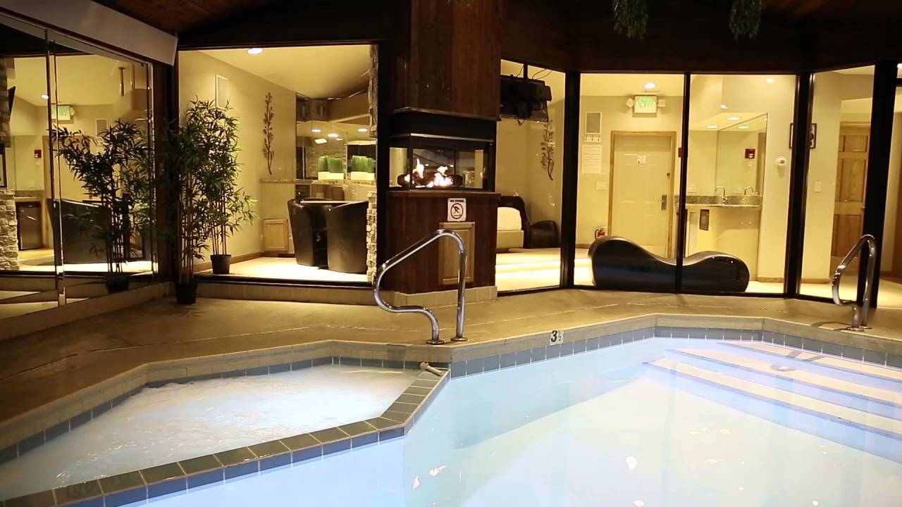 Sybaris Paradise Pool Suite At Our Frankfort Il Club