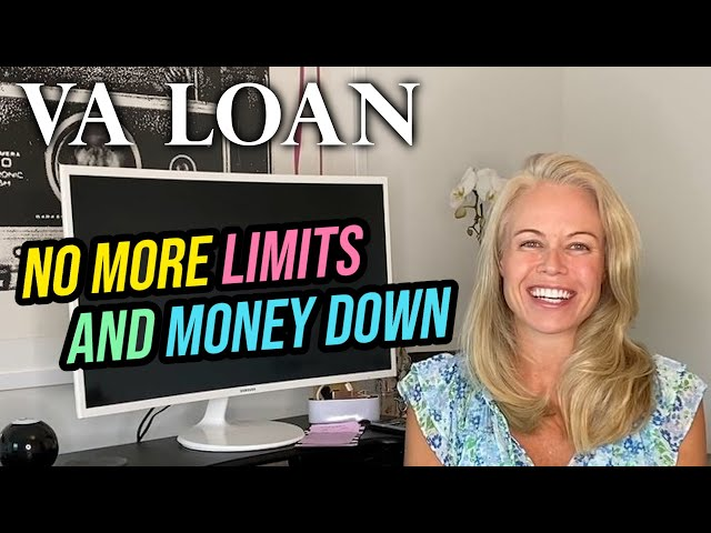 No More VA Loan Limits 2020? No More Money Down?? UPDATE - VA Loan First Time Home Buyers 😱