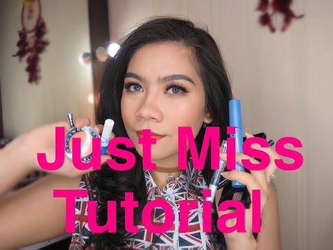 one-brand-tutorial-:-just-miss-cosmetics-|-jihan-putri