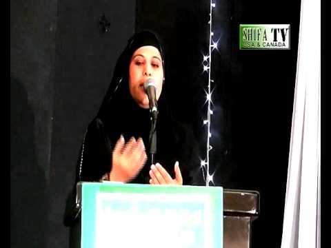 Rehmat Ka Hai Darwaza Khula By Sister Farkhanda Tariq, IECRC Bahrain Women's Conference 2014
