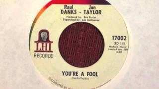 Raul Danks and Jon Taylor - You're A Fool
