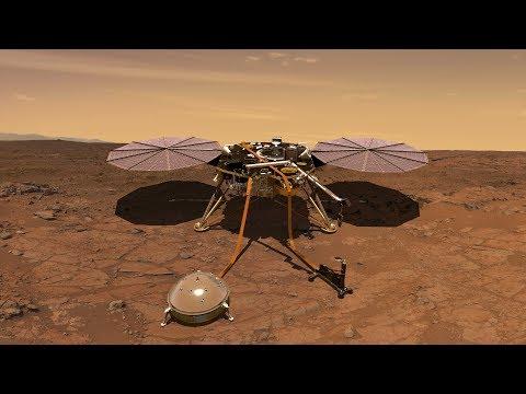NASA InSight: ETH Zurich feels the pulse of Mars