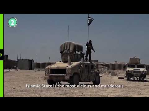 The Final Days Islamic State defeated in its Syrian capital Raqqa