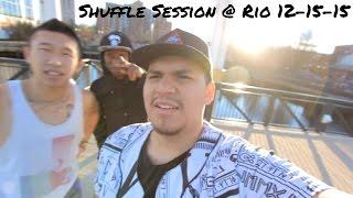 Shuffle Session @ Rio 12-15-15 (DMV Shuffle Circle)