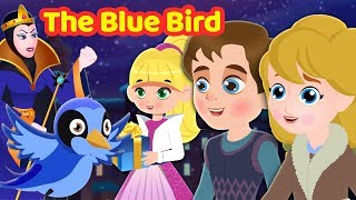 The Blue Bird Story | Bedtime stories for kids | Children Moral Stories | English Fairy Tales