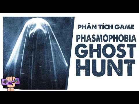 Phân tích game : PHASMOPHOBIA | Game Explained | PTG