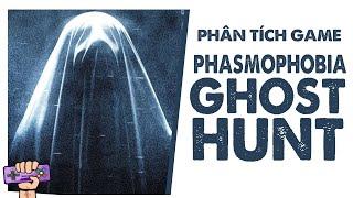 Phân tích game : PHASMOPHOBIA   Game Explained   PTG