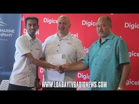 Digicel Samoa invests SAT$25million in high-speed infrastructure..& other stories [late upload]