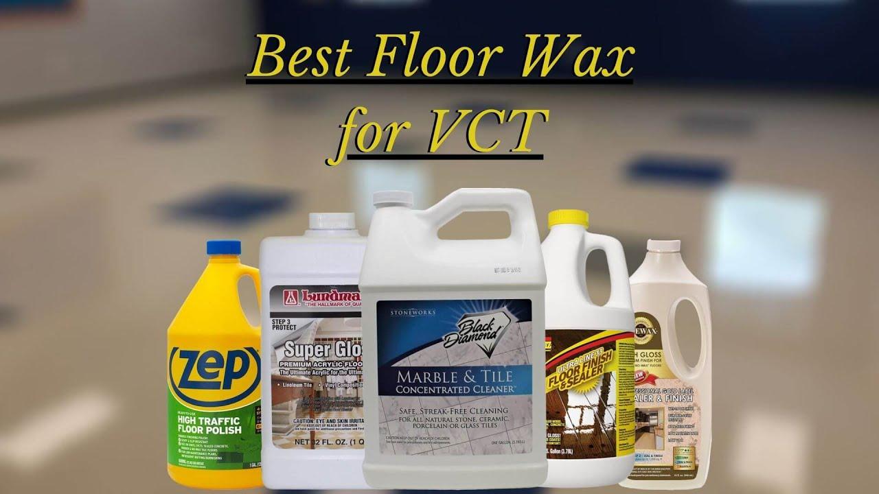 best floor wax for vct top 5 floor wax of 2021