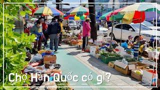 #48. Chợ 5 ngày ở Hàn Quốc có …