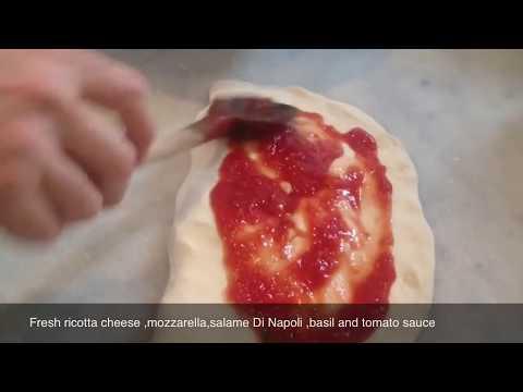 How to make the real neapolitan Calzone | Come fare il vero calzone napoletano