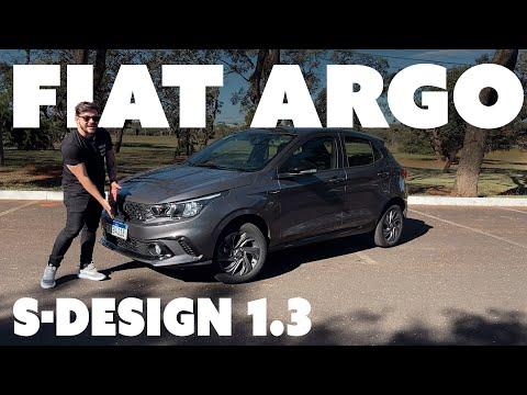 FIAT ARGO S-DESIGN 1.3: a melhor versão para comprar?