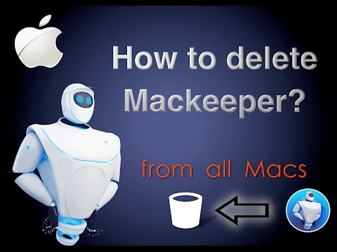 How to delete mackeeper from your computer