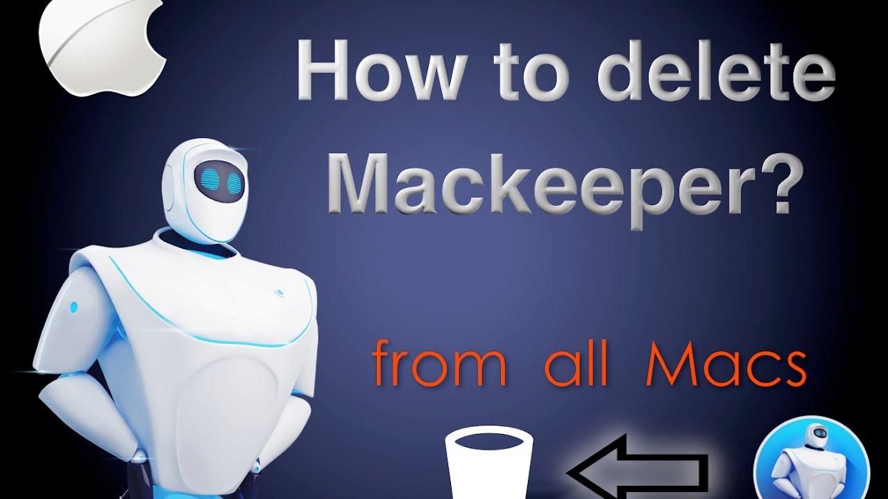 how to delete mackeeper on macbook pro