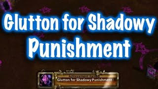 Jessiehealz  - Glutton for Shadowy Punishment Guide (World of Warcraft)