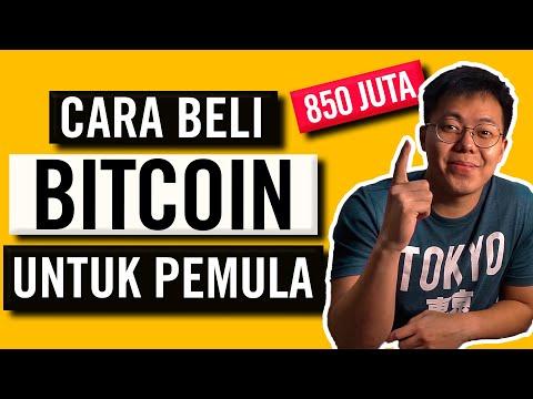 Cara Trading Bitcoin Untuk Pemula | Analisis Bitcoin 2021 | Tutorial Beli Aset Kripto di Tokocrypto