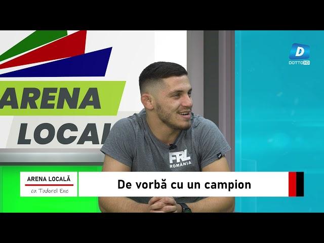 ARENA LOCALĂ - invitat Răzvan Arnaut | 25 Iunie 2021