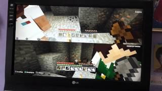 Minecraft la serie episodio 1