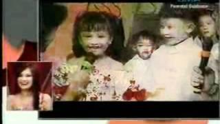 Julie Anne San Jose (Little Miss Philippines)