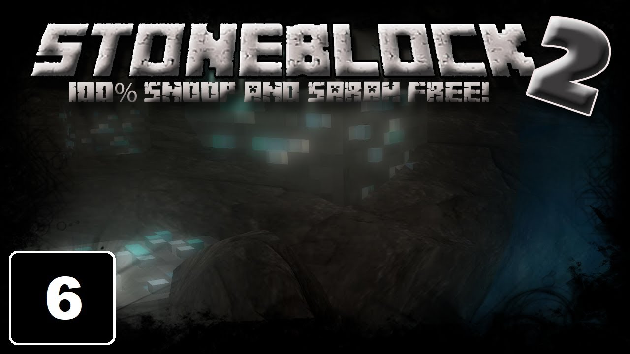 The End, But Not Really - Stoneblock 2 with Sarah, Ep 6!