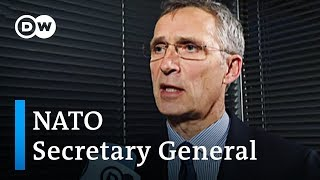 NATO Secretary General Jens Stoltenberg on INF treaty and NATO