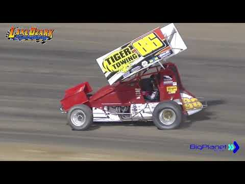 Lake Ozark Speedway 360 Nationals Sunday Heat Races