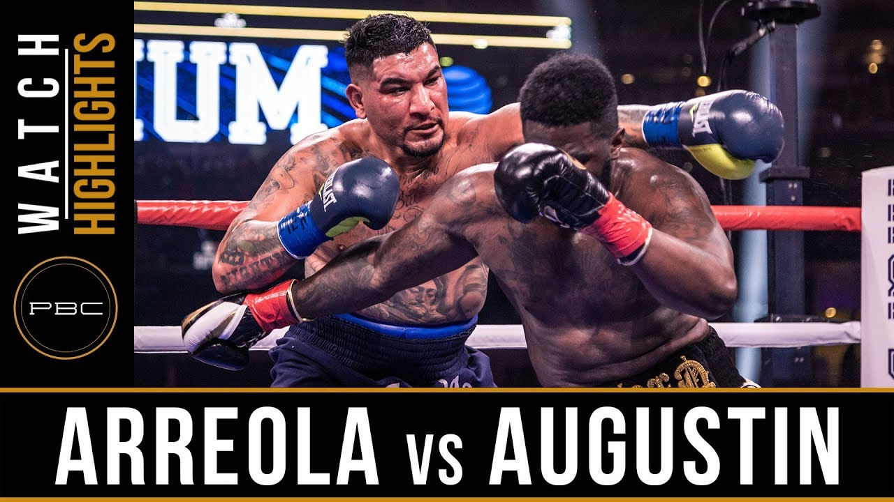 Arreola vs Augustin HIGHLIGHTS: March 16, 2019 - PBC on FOX PPV