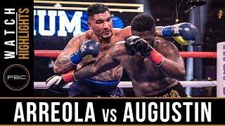 Arreola vs Augustin HIGHLIGHTS: March 16, 2019 - PBC on FOX PPV