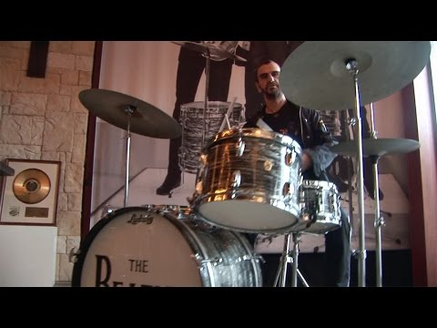 Ringo Starr Drumkit