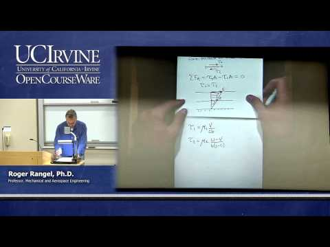 Engineering MAE 130A. Intro to Fluid Mechanics. Lecture 02.