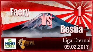 Liga Ponte mosca [09.02.2017] German Rodriguez VS Randy Caballero #1