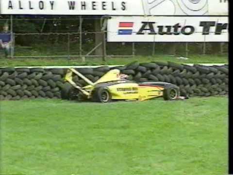 Formula Palmer Audi at Oulton Park