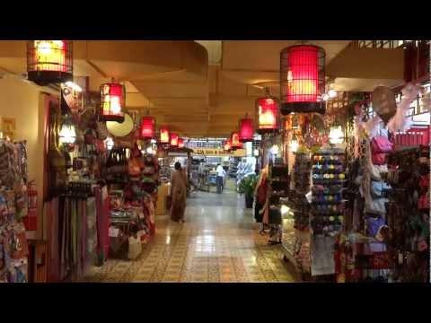 Inside Central Market - Kuala Lumpur, Malaysia