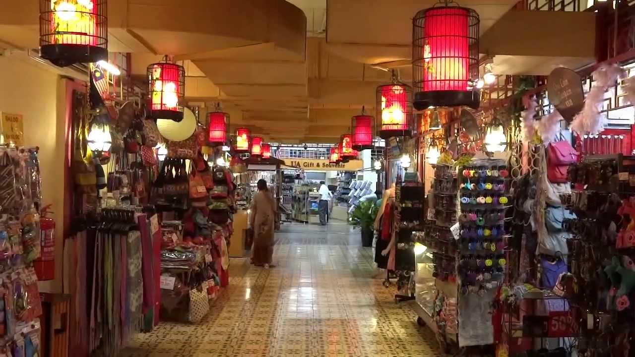 Inside Central Market - Kuala Lumpur, Malaysia - YouTube