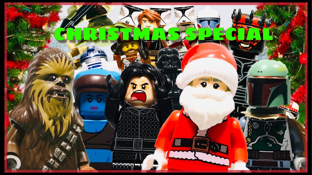 Lego Star Wars Christmas Special! [2018 EDITION] - YouTube