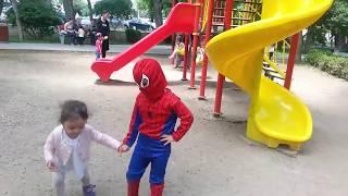 Bakılı SpiderMan 2