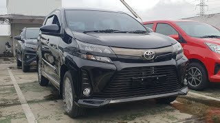 Toyota New Avanza 1.3 Veloz M/T Facelift 2019 In Depth Review Indonesia