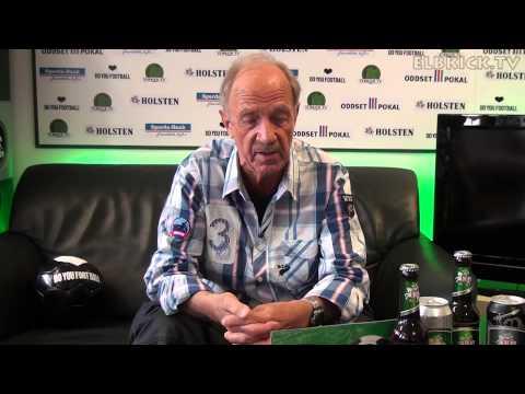 Eugen Igel zum großen ODDSET-Finale 2013 | ELBKICK.TV