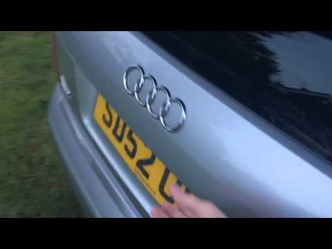 Audi A2 1.6 FSI Sport with Glass Roof