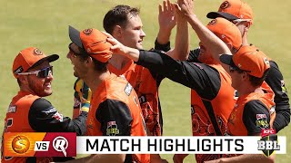 Scorchers roll through Renegades in happy homecoming | KFC BBL|10