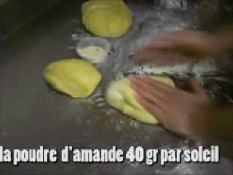 recette du soleil de Marcillac fouace aveyronnaise de tradition du vallon
