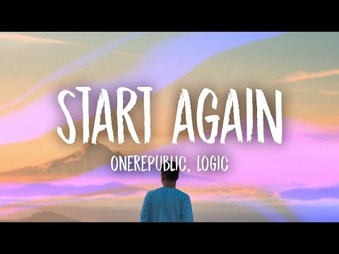 OneRepublic Ft. Logic - Start Again (Extended Mix)