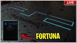 Haciendo una Memory Card de PS2 No original con FORTUNA para un Suscriptor