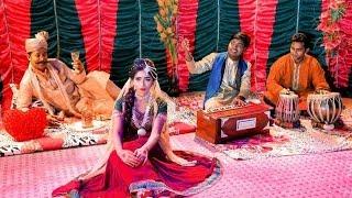 Nachnewali Pyare Bibi New Bangla HD Song By Akash Dream Music Faridpur HD 01714616240